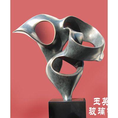 玻璃钢造型雕塑ZX011