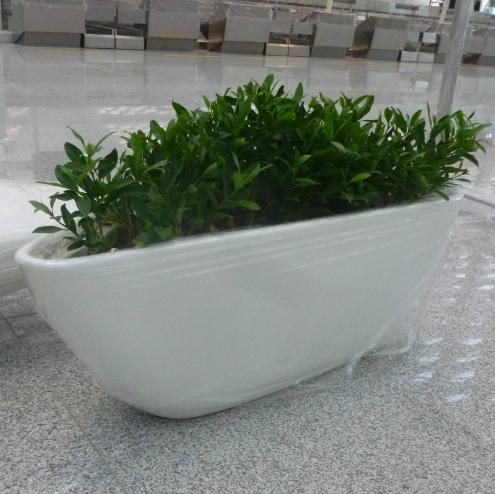 玻璃钢室内花盆HP028