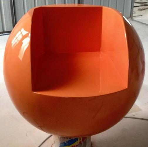 玻璃钢座椅zy001