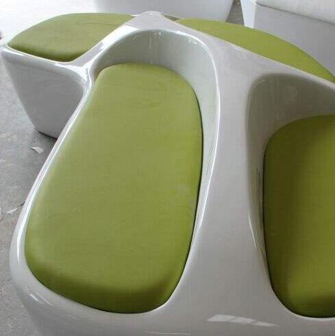 玻璃钢座椅zy002