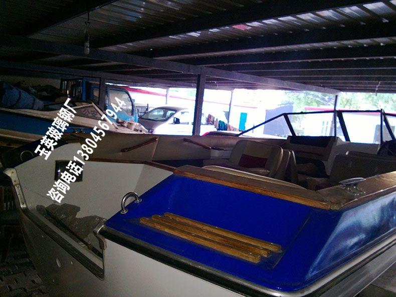 玻璃钢船ct002